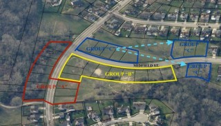 Absolute Real Estate Auction, 30 Building Lots