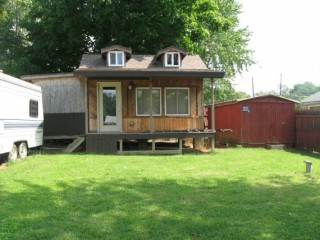 Indian Lake Cabin Getaway!! Double Lot! Bidding starts at $10,000. Call Steve Smith 937-592-2200