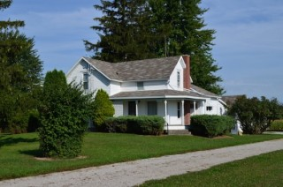 Home & Outbuilding on 3 +/- acres