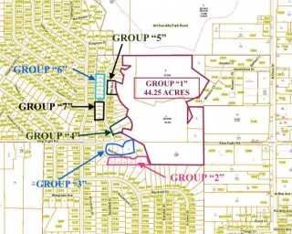 Absolute Real Estate Auction of Bartley Creek Subdivision