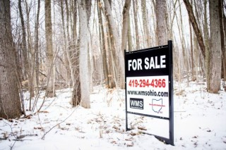 Wooded Acreage Lots For Sale