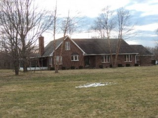 ABSOLUTE AUCTION OF HOME ON 5 ACRES