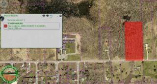 Ashtabula Co. Foreclosure of 5.07 wooded acres