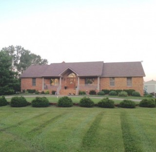 GREENE COUNTY HOUSE & BARN ON 10 ACRES IN 2 TRACTS