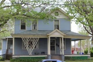 Duplexed Four Bedroom Frame Home with Extra Building Lot
