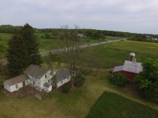 168ac+/- Geauga County Farm