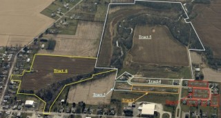 Absolute Real Estate Auction/ Farm Ground and Lots