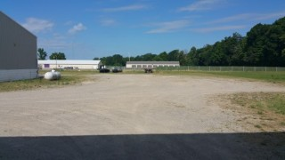 Fenced Outdoor Storage For Lease
