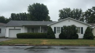 Urbana, Ohio Residential Home for Auction