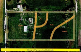 5 Acres +/- Lot For Sale