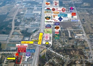 2.11 Commercial Acres near I-70 and I-75