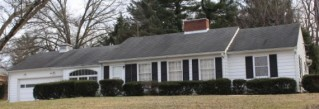 Auction of 6 Room Frame Home w/3 Bedrooms