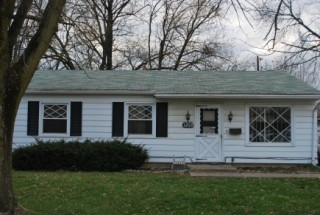 Sheriff's Auction of Columbus Single Family Home