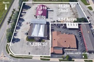 Centerville 31,858 SF Comm. Flex Space. Online Bidding.