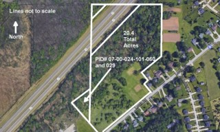 20.4 Acres in North Ridgeville (Lorain Co.)