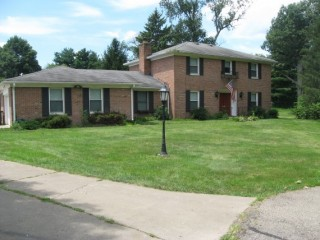 Colonial Home, Great Location, Great Backyard Call Steve Smith 937-592-2200