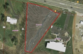 Columbus Commercial Land on Clime Rd.
