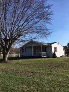 Ranch style single family home