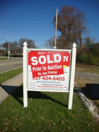 Auction Cancelled Real Estate & Property