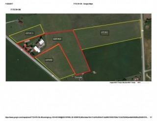 15.51 acre Mini Farm with 3bdrm home & 5 barns