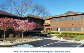 Absolute Auction of Office Building on 2.6+ Acres in Washington Township, Ohio
