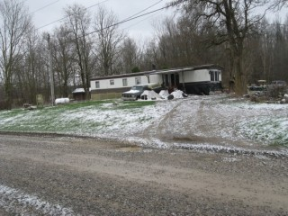 5 acres Partial Wooded Area Call Steve Smith 937-592-2200