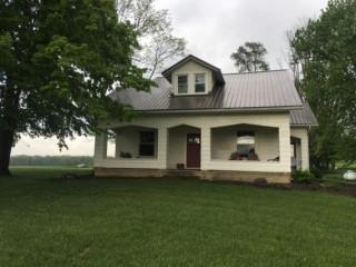 51+/- Acres w/Home, Commercial & Tillable Farm Ground