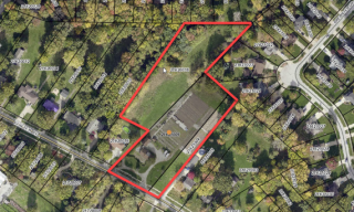 5+/- acres ABSOLUTE LAND AUCTION