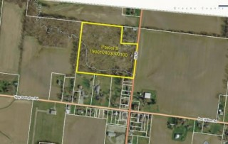 Lumberton (Clinton Co.) - 14 Acres Vacant Agricultural Property
