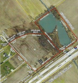 OH 22 Acres w/ Pond-Jefferson Township, Greene County