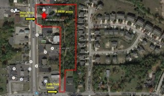 N. Dixie Redevelopment Property w/3 Acres