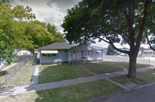 1829 Homestead St, Toledo. Minimum Bid only $25,000!