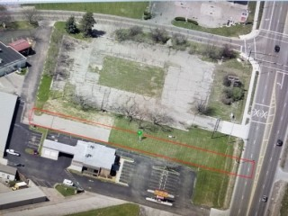 Columbus Hollywood Casino Area Commercial Land $50,000. <<< SOLD >>>