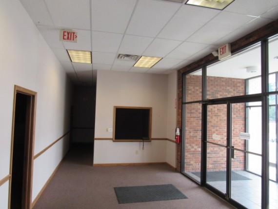 Suite A - Reception area