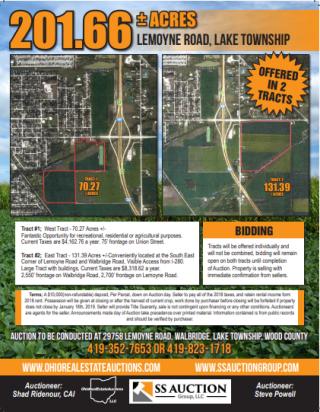 Lake Township Real Estate Auction