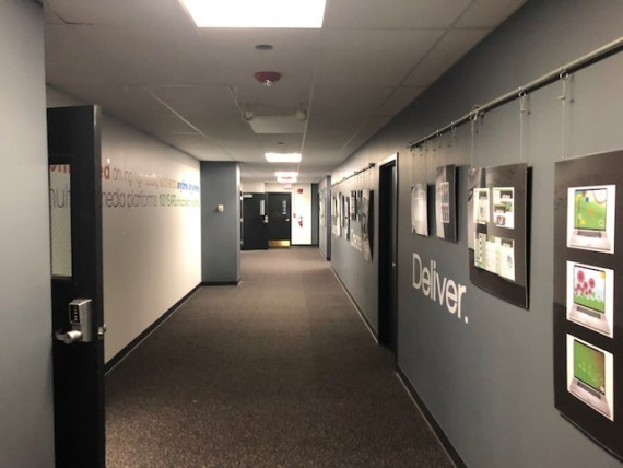 Tract 1 Hallway