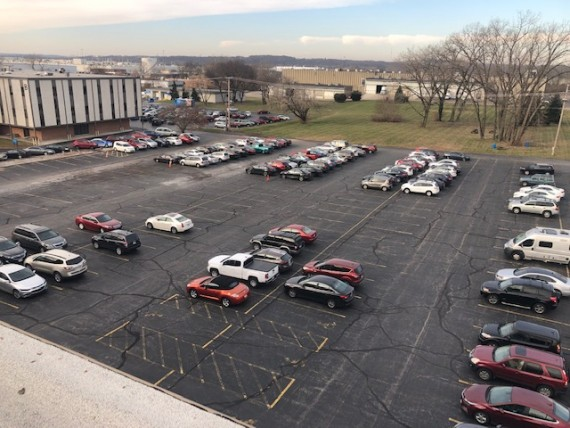 Tract 1 Parking