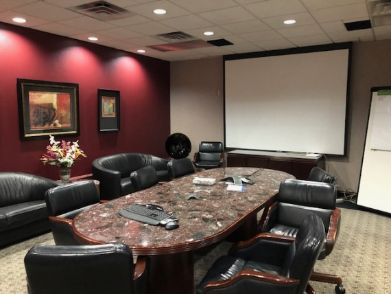 Tract 1 Main Conference Room