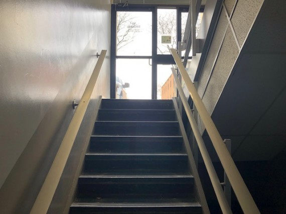 Tract 1 Stairwell