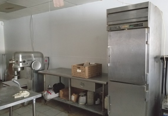All Food Preparation Equipment Included
