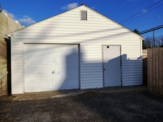 Overhead Door Garage