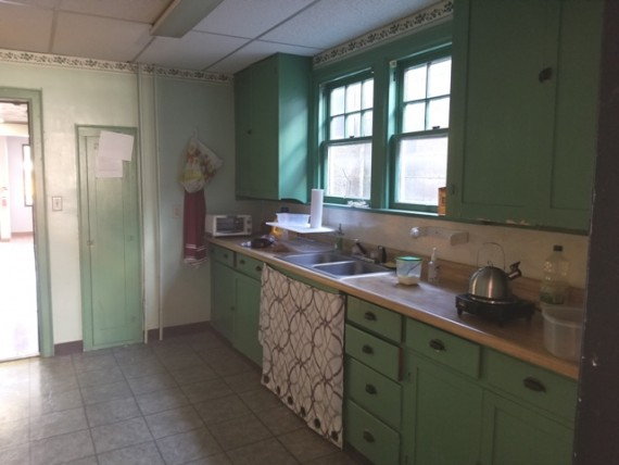 Single Family House Kitchen