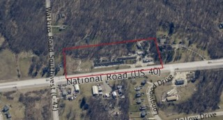 8 Acre Re-Development Site Near Amazon in Etna Twp