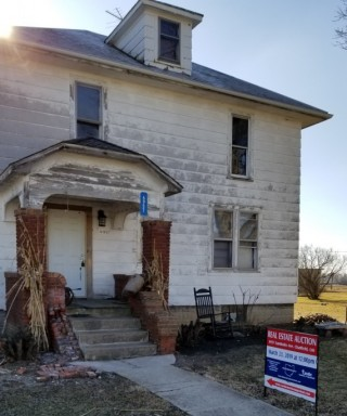 Real Estate at Auction 03/23 @ Noon, Chatfield OH