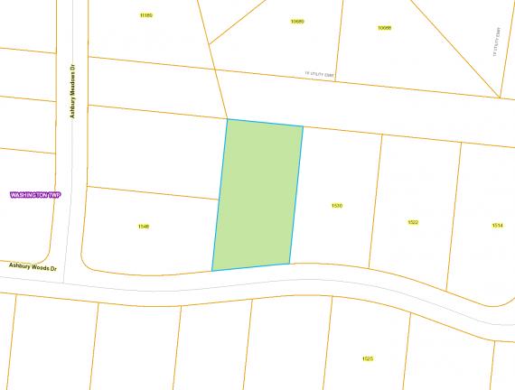 (Lot 2) 1536 Map