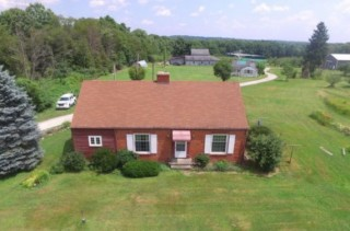 50 Acres and 2 houses in Geauga Co.