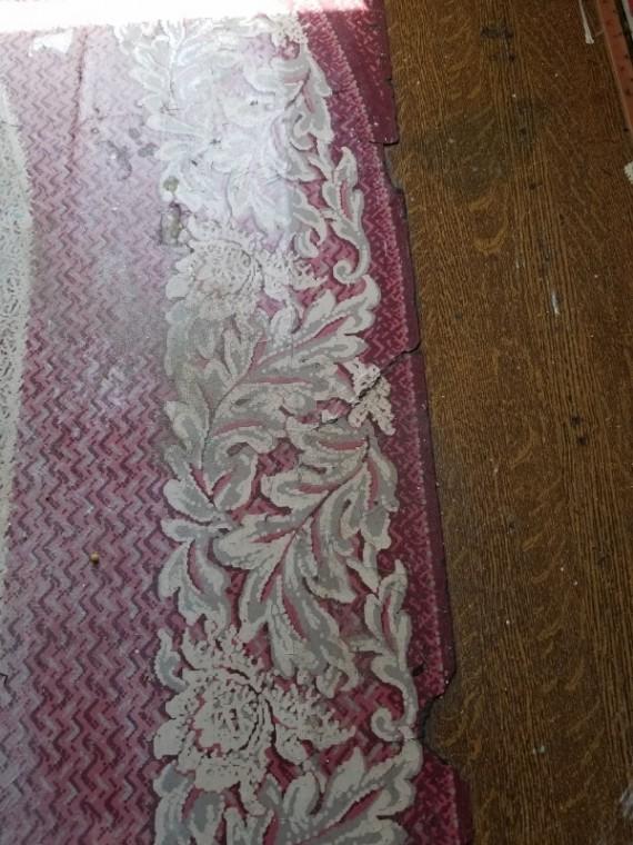 Original Victorian Flooring