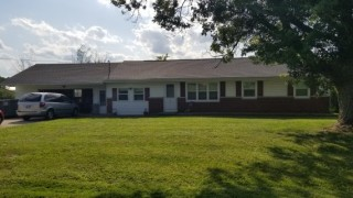 Galion 3 bedroom w/ attached garage & 3 parcel lot