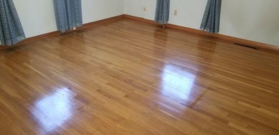 Master Bed Room Floor
