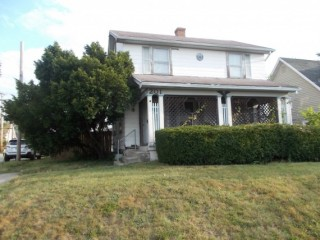 Dayton 2 Story Wood Home